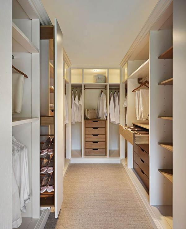 armarios y vestidores