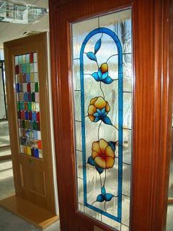 Servicios - Puertas de interior con cristales ...