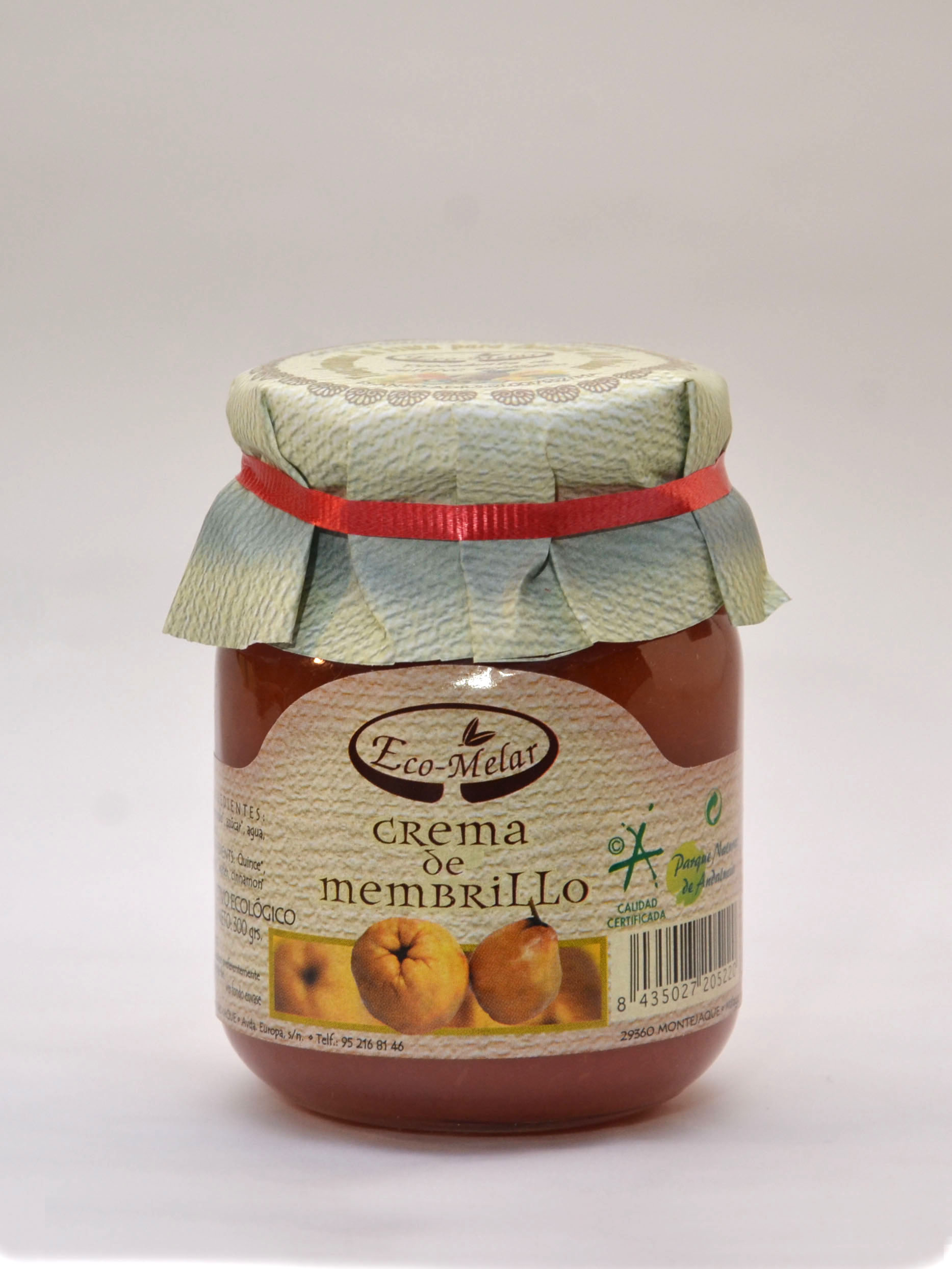 Crema Membrillo Eco 300gr