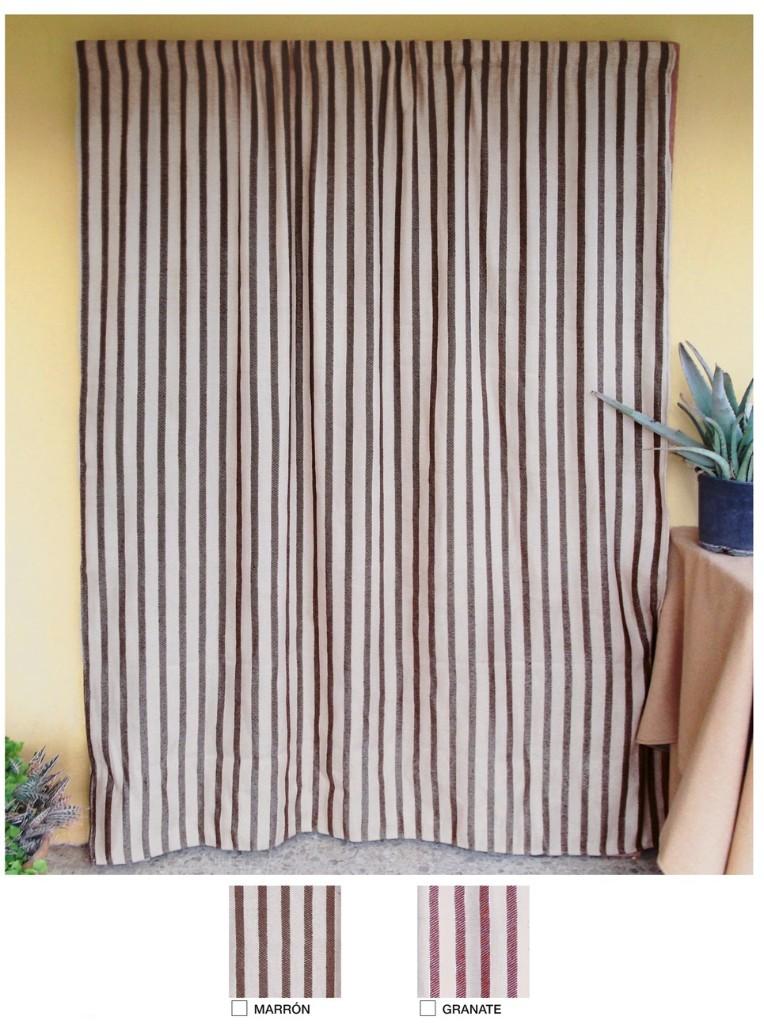 Cortinas para puertas exteriores decoracin de rincones for Cortina puerta exterior ikea