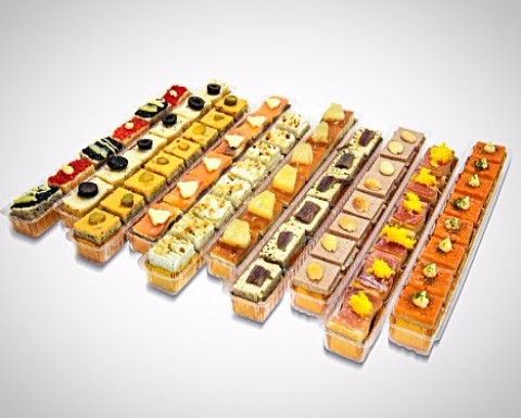 ASSORTIMENT DE CANAPES