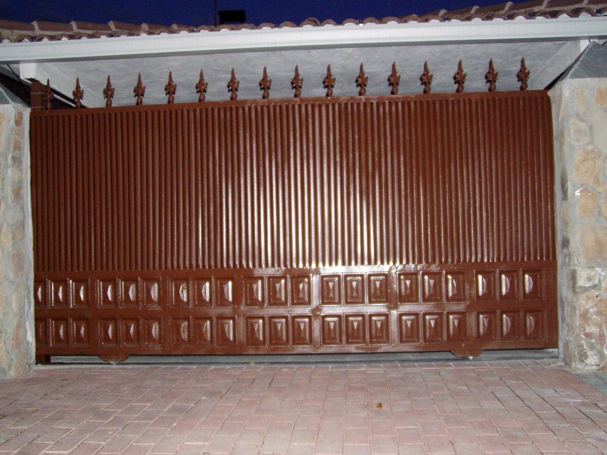 puertas y automatismos para garajes