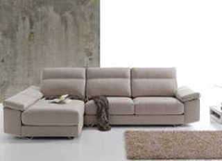 Tapiceria chaiselongue extraible