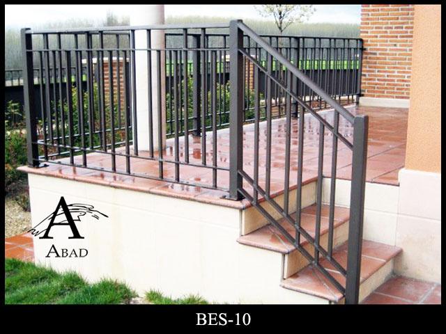 Barandillas de hierro barandas de hierro para escaleras - Barandillas de hierro ...