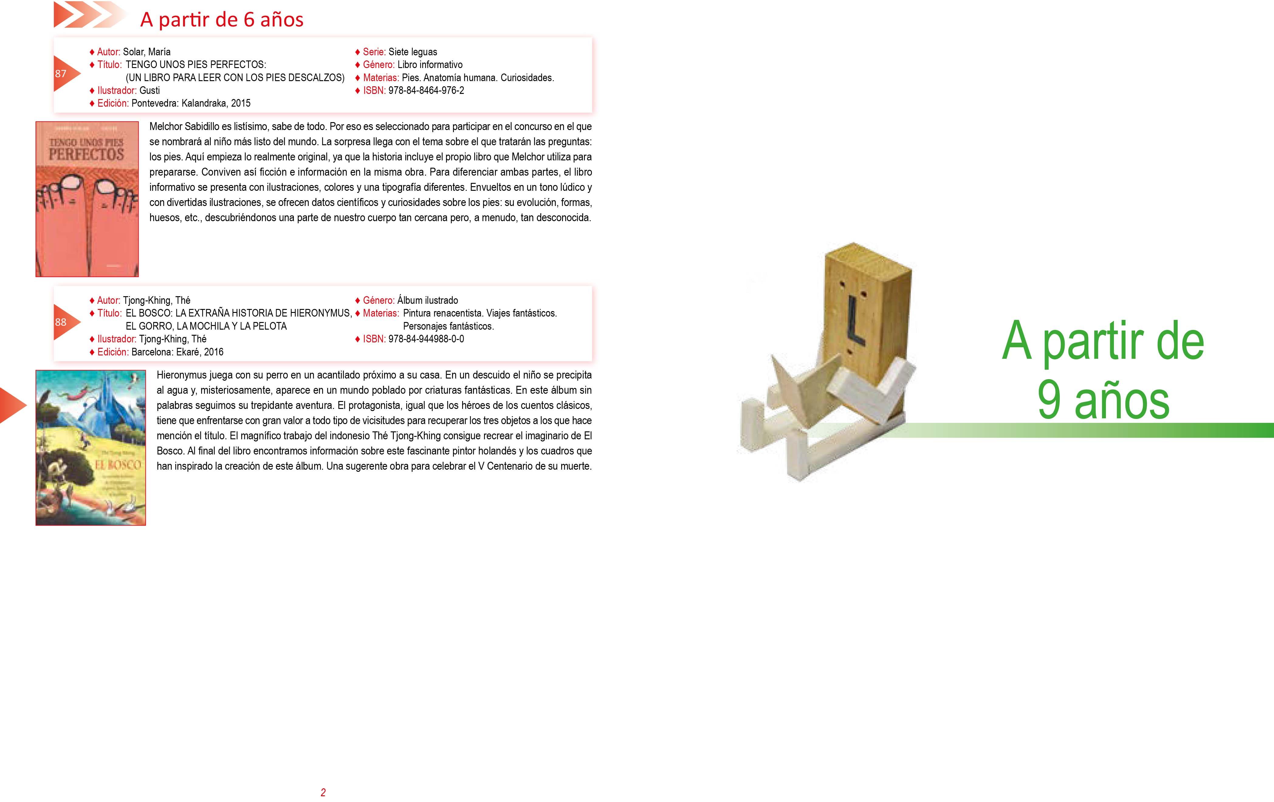 Jurado y Rivas, ilustración y creación editorial