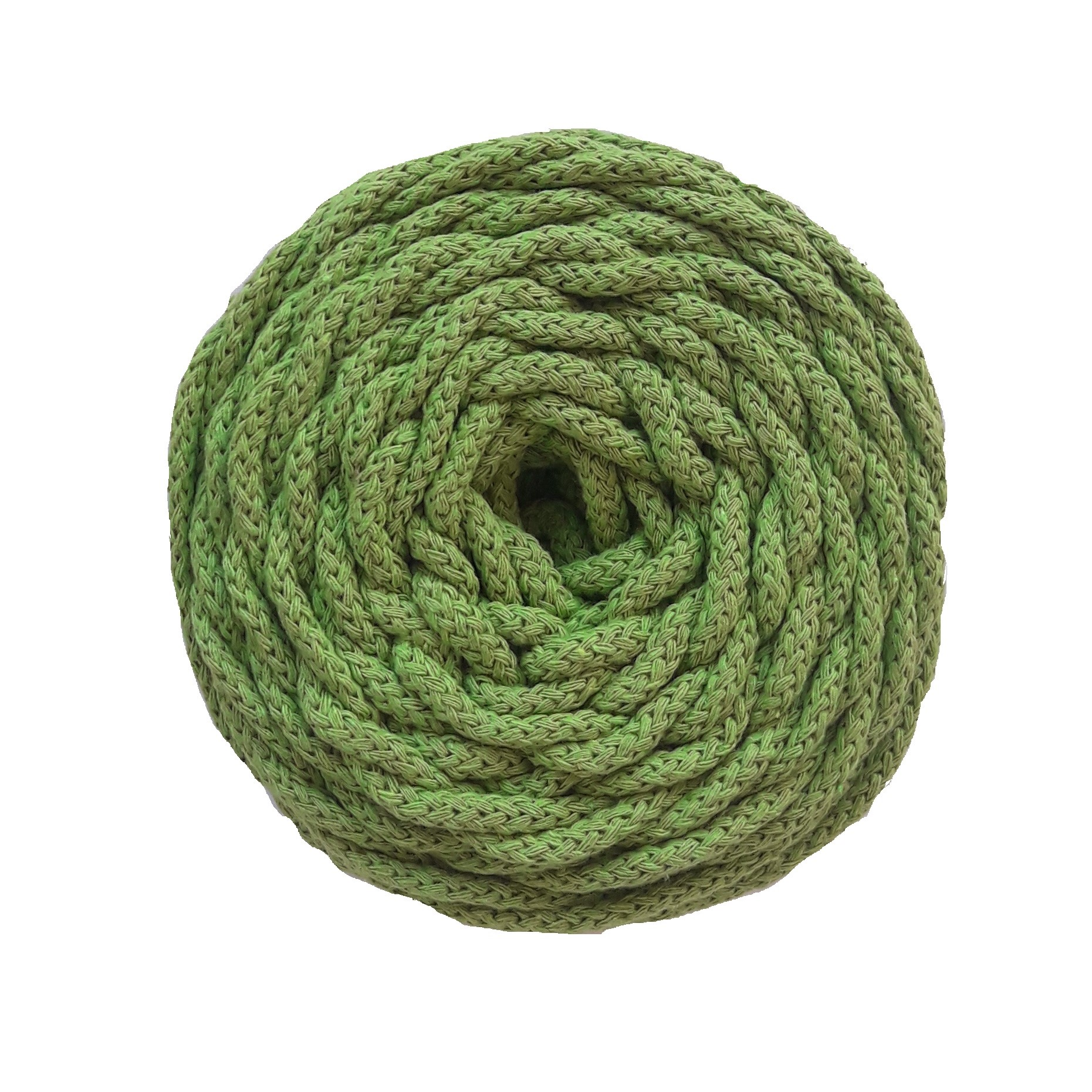 Cotton Air 5 mm Verde Kiwi