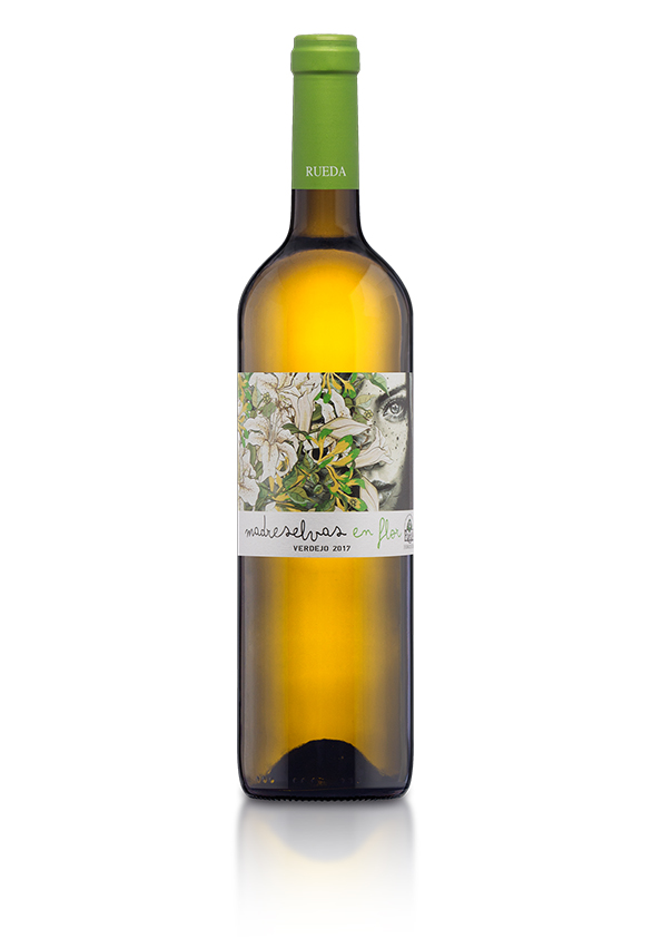 madreselvas blanco verdejo