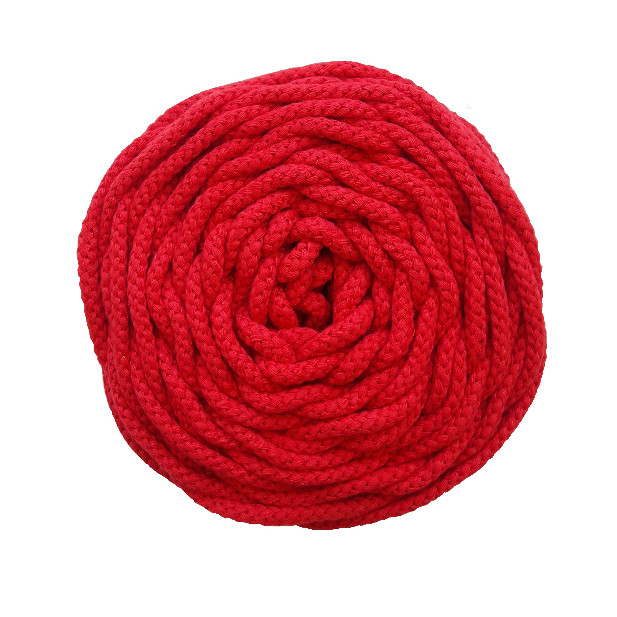 Cotton air 5 mm rojo