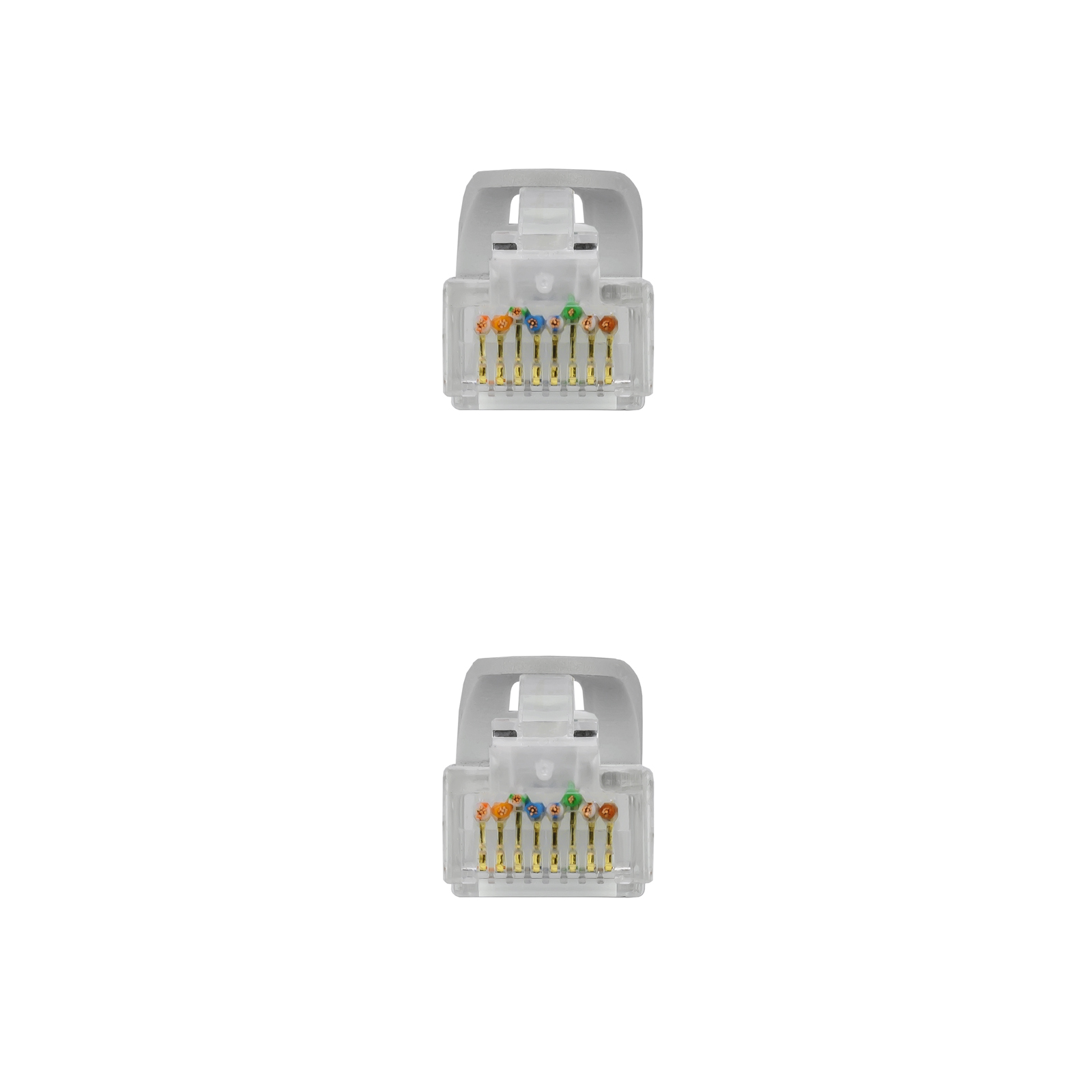CABLE RED LATIGUILLO RJ45 LSZH CAT.6A UTP AWG24 1.0 M