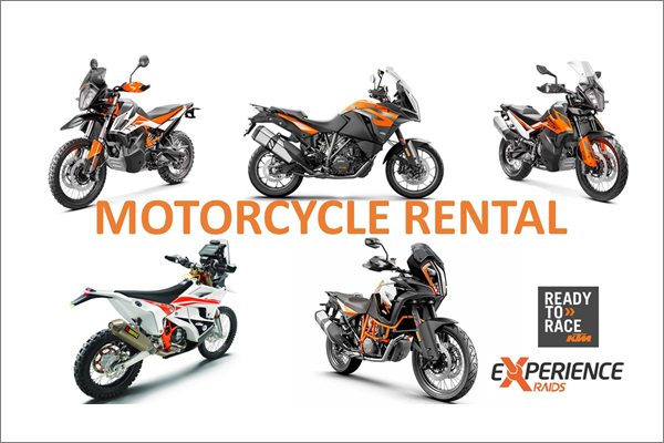 MOTORCYCLE RENTAL