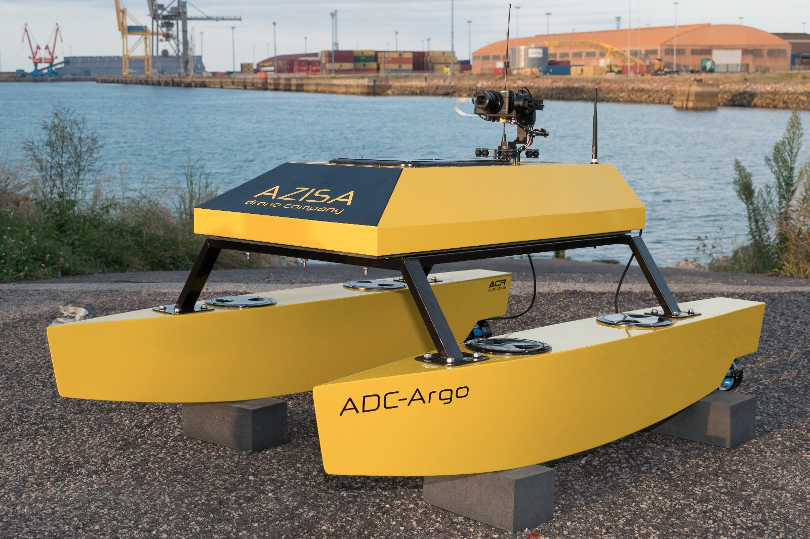 Unmanned Surface Vehicle - USV