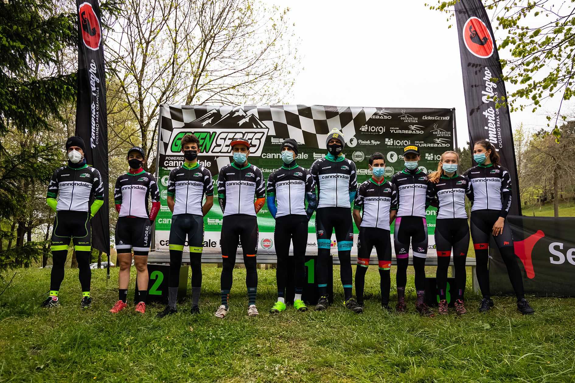 Green Series XCO powered by Cannondale 2 Bilbao Lideresjpg