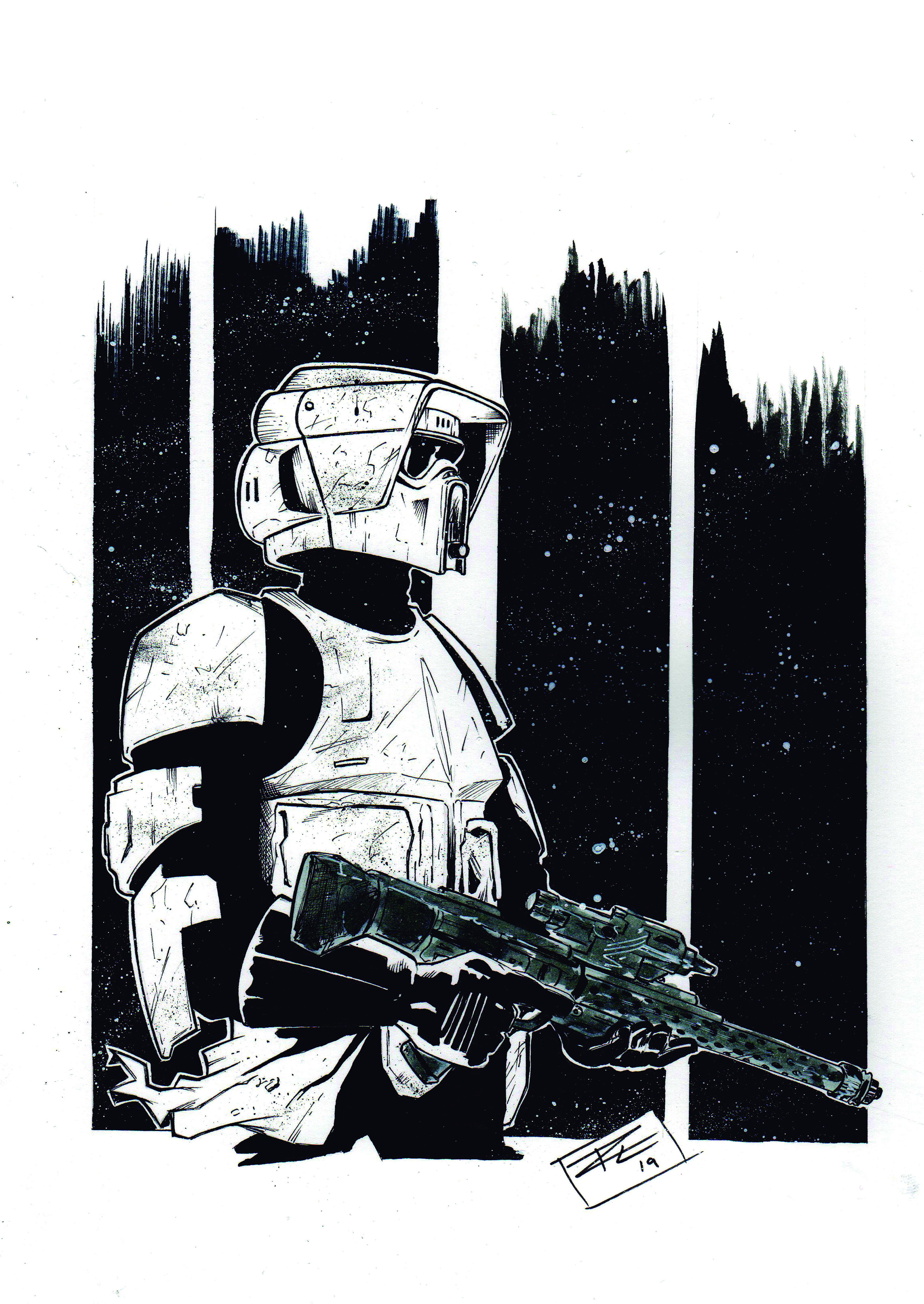 """ SCOUTT TROOPER"""