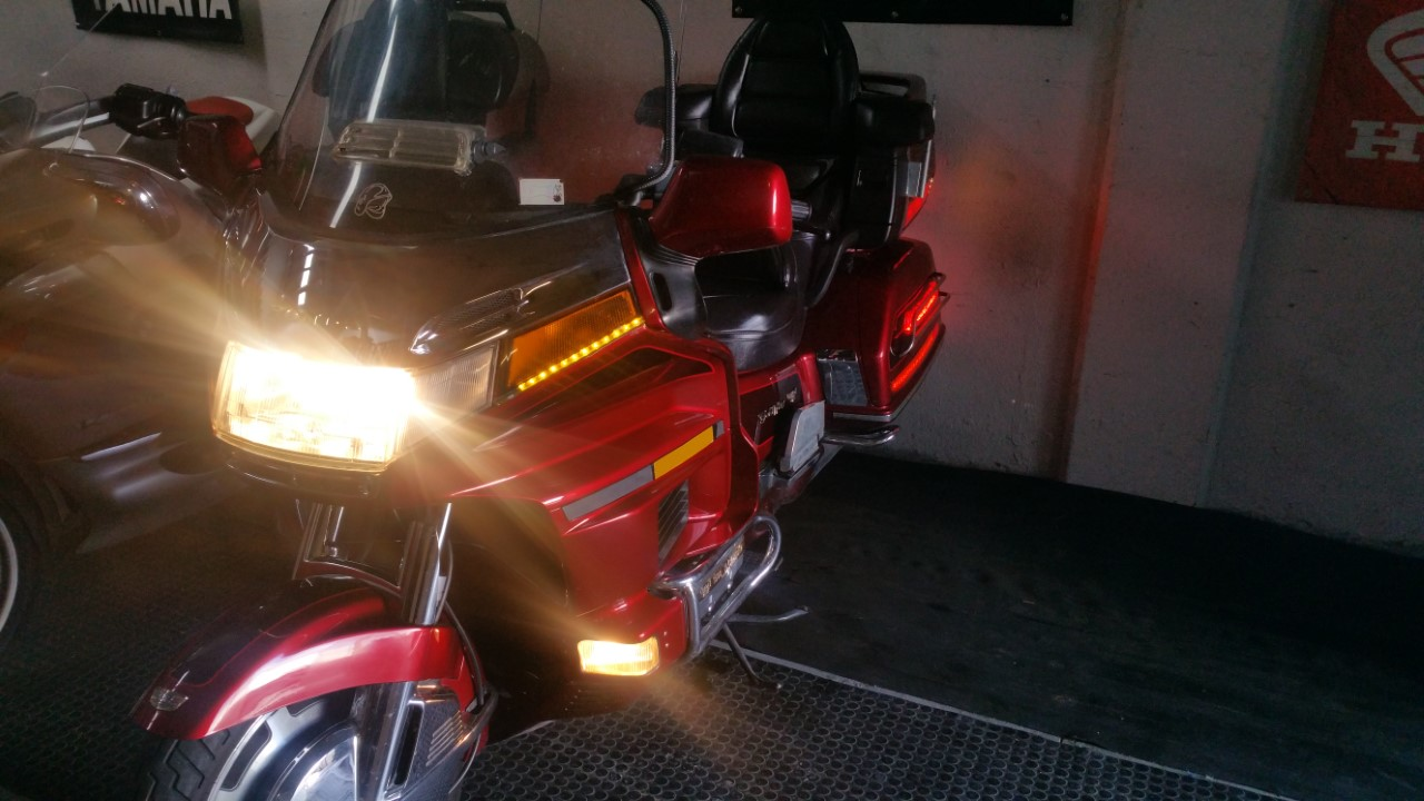 HONDA GOLDWING 1500 VENDIDA