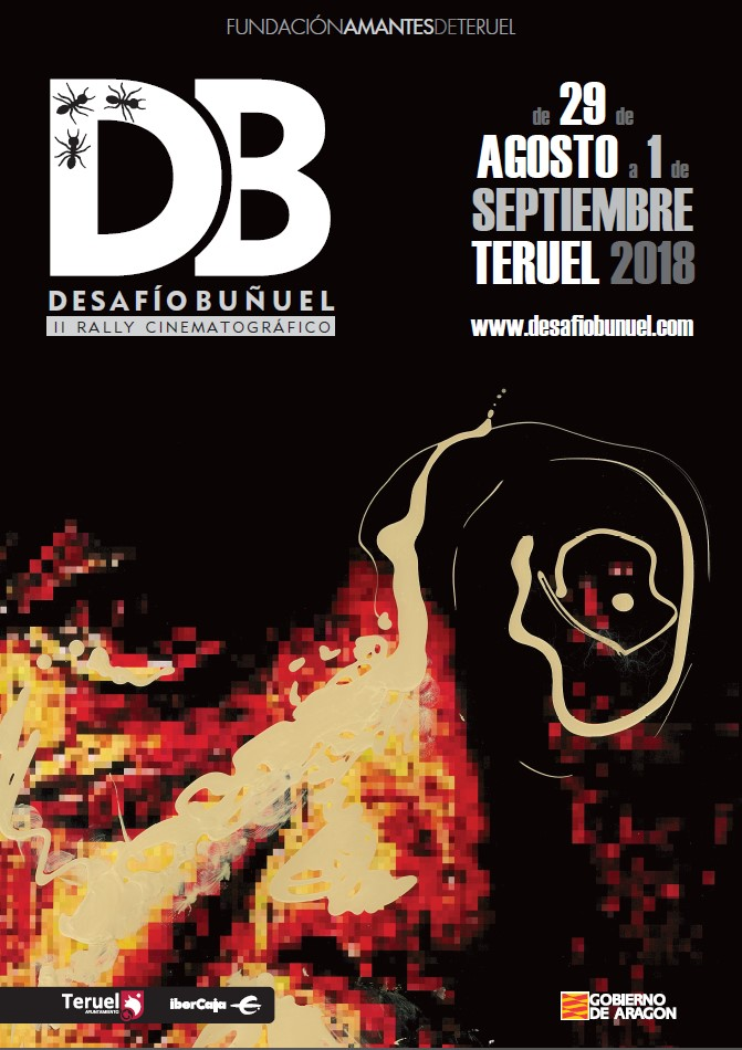Cartel Desafio Bunuel 2018jpg