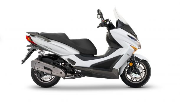 KYMCO NUEVO GRAND DINK 125 ABS