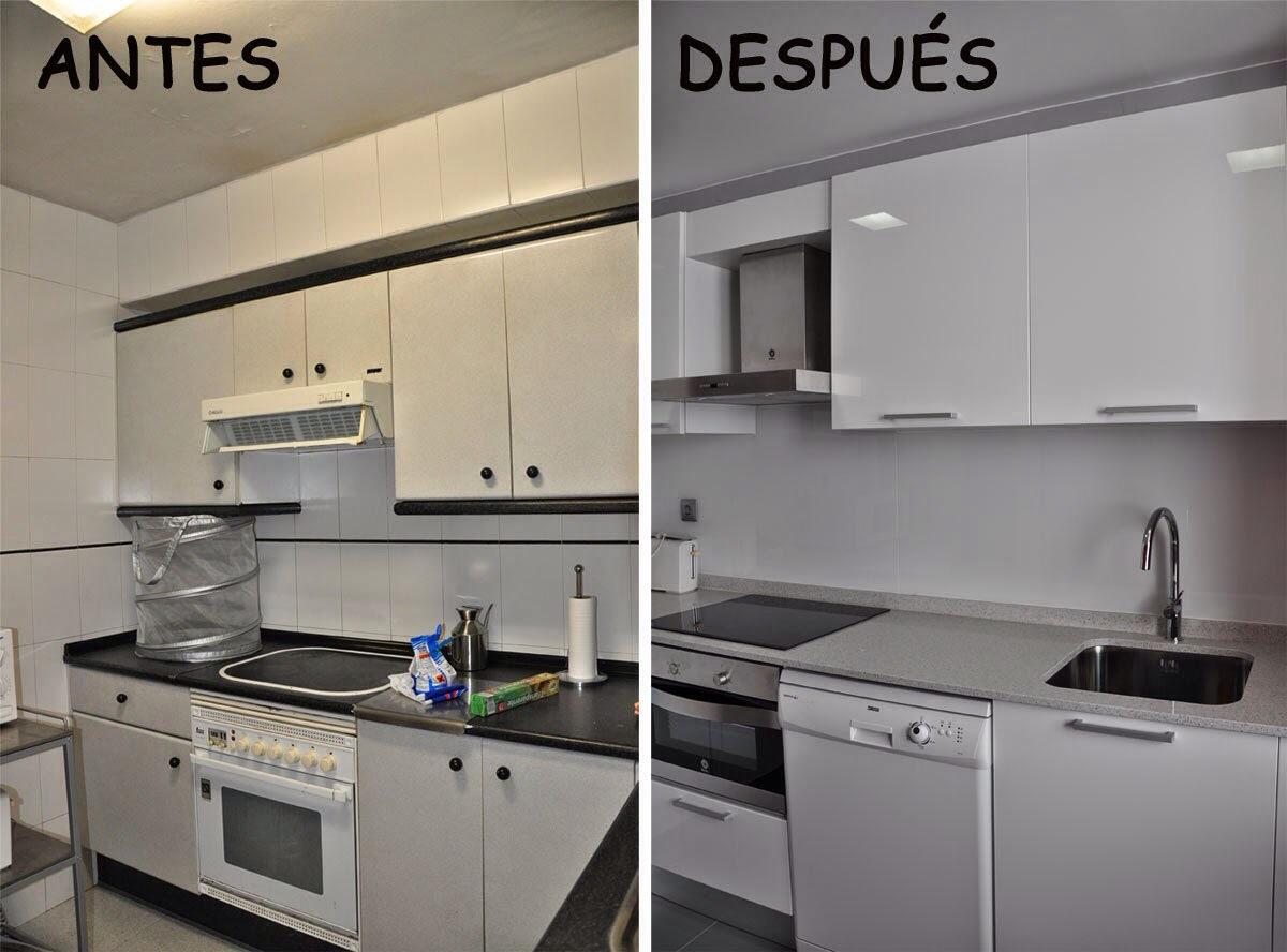 Reformas de cocinas en Mallorca - Montaje de muebles de cocina en ...