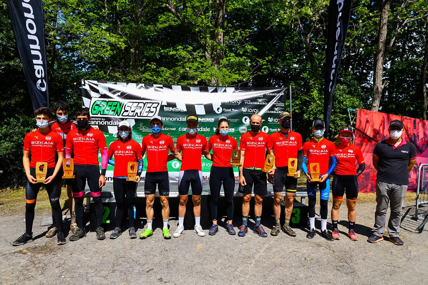 Green Series Challenge XCO powered by Cannondale 5 Lezama Campeonato Bizkaiajpg
