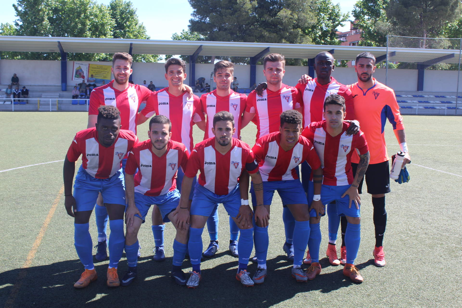 CDC MOSCARDÓ, 2 – CD SITIO DE ARANJUEZ, 2.