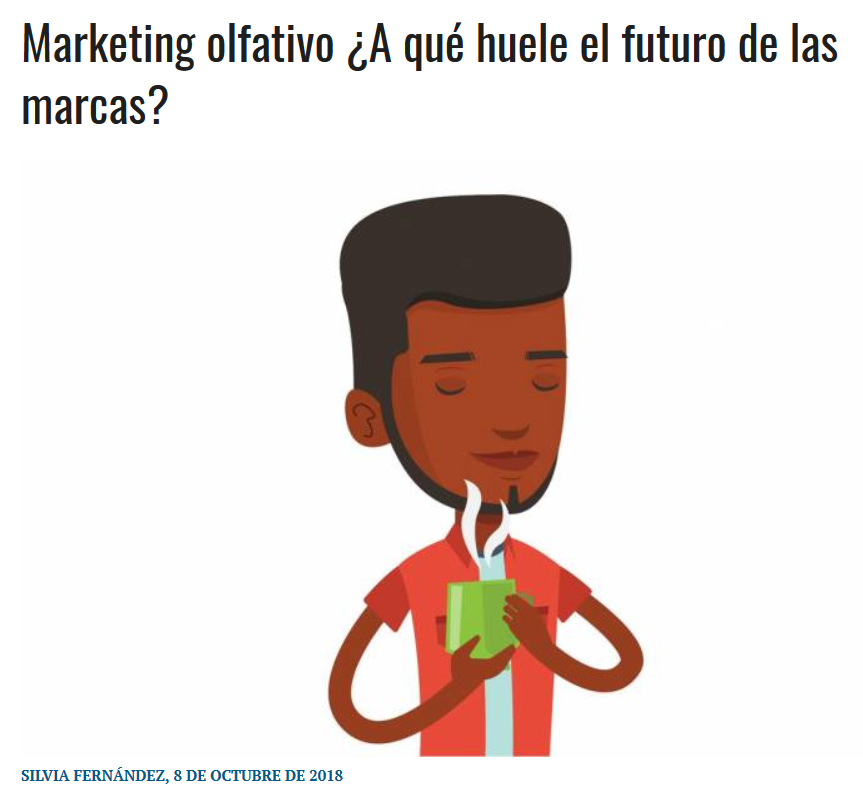 Entrevista Marketing Olfativo - El publicista