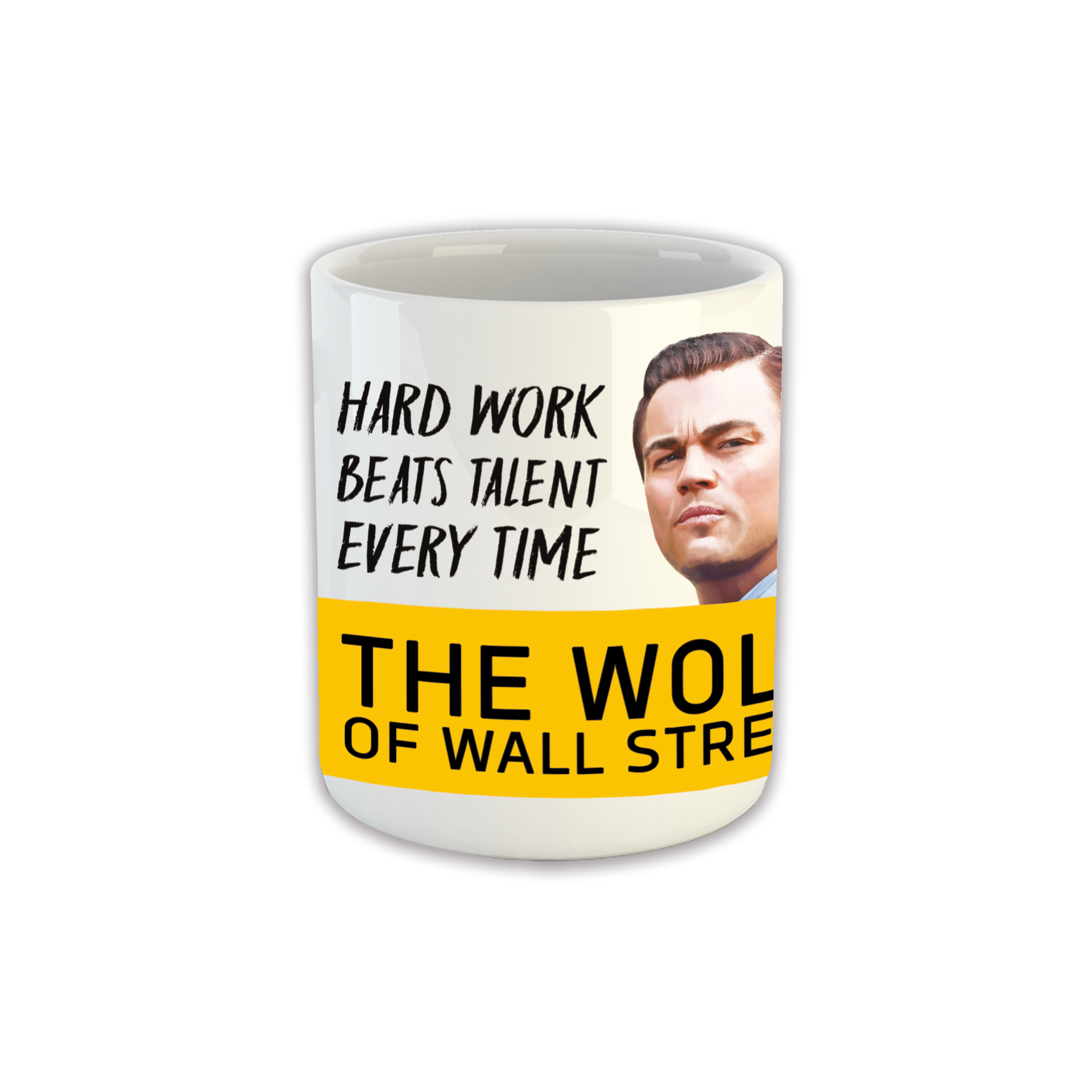 Taza The Wolf Of Wall Street