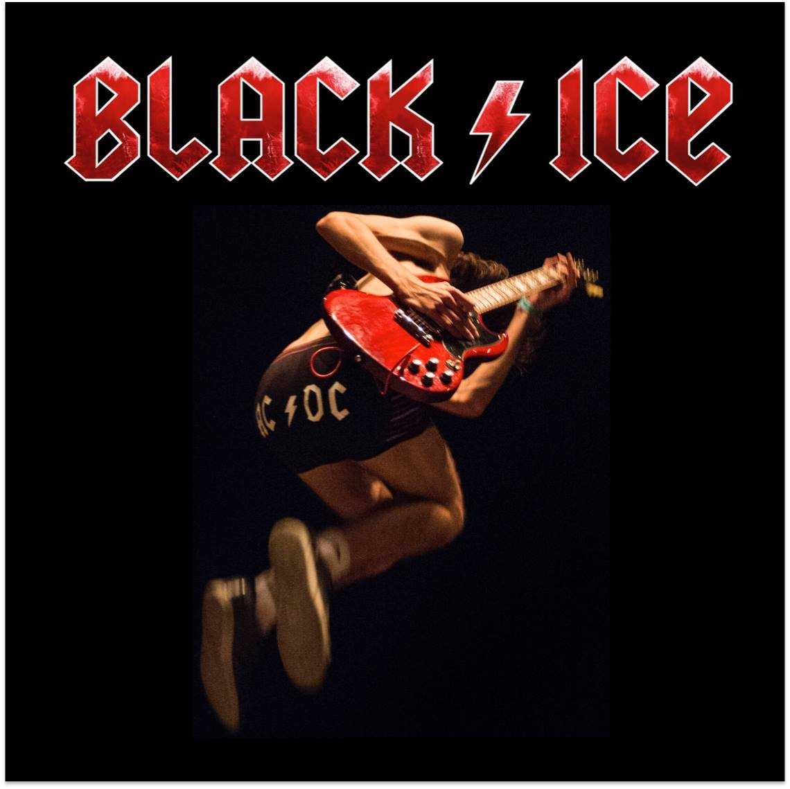 Black ice Tributo a ACDC