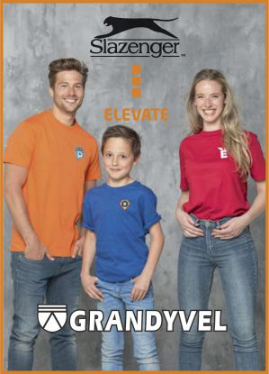 catalogo slazenger elevate