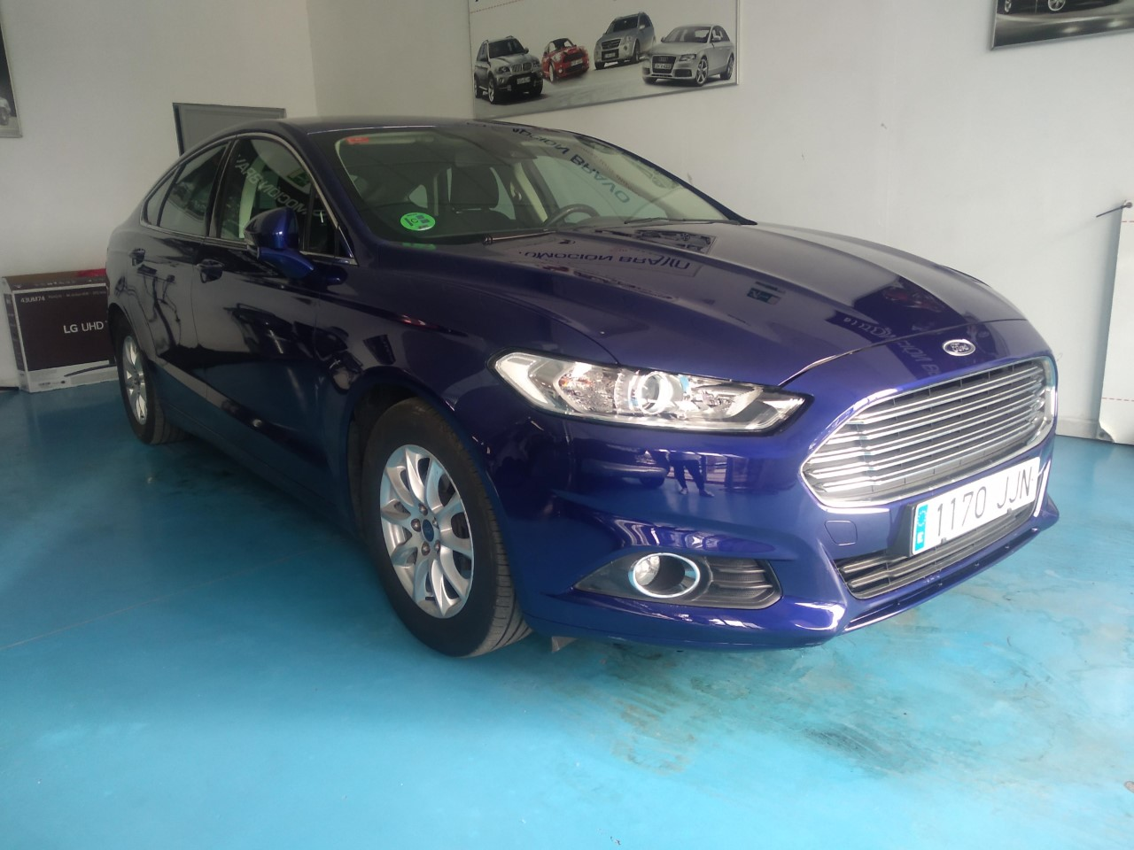 FORD MONDEO  (2016)