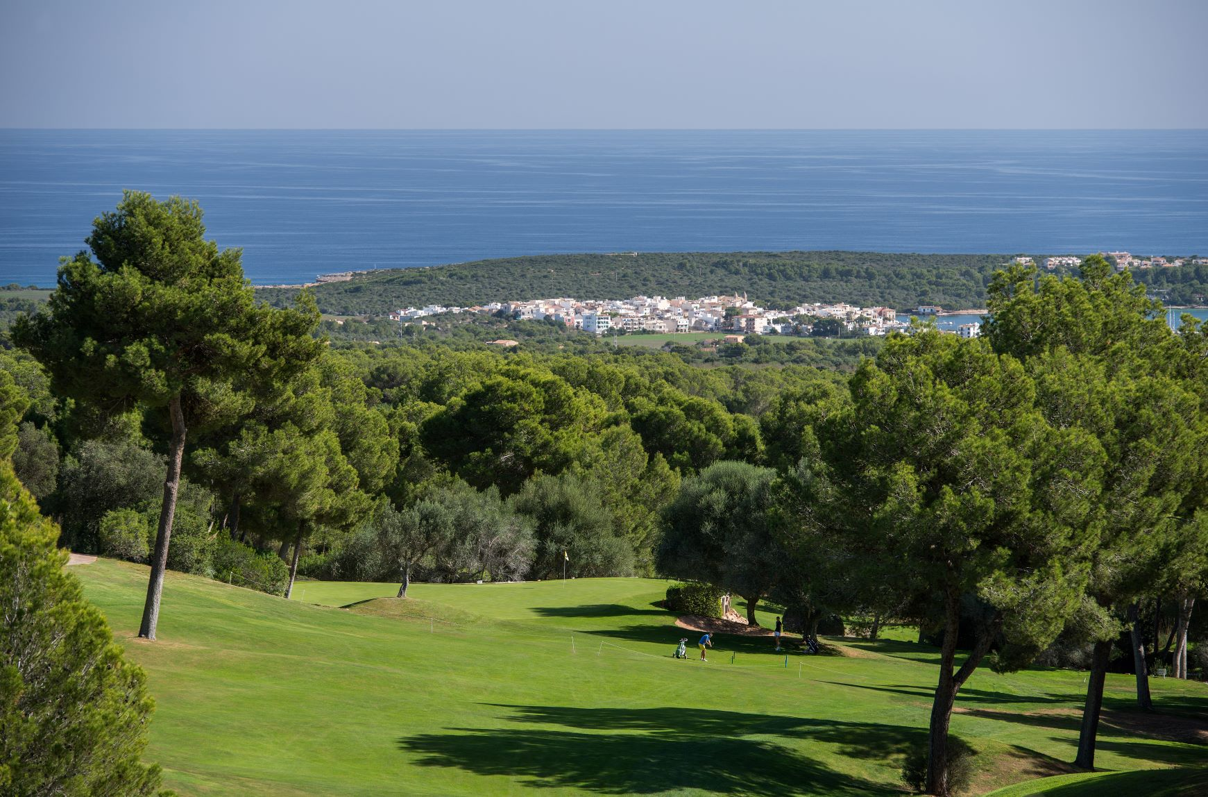 Golf Vall d'Or 2 Kms