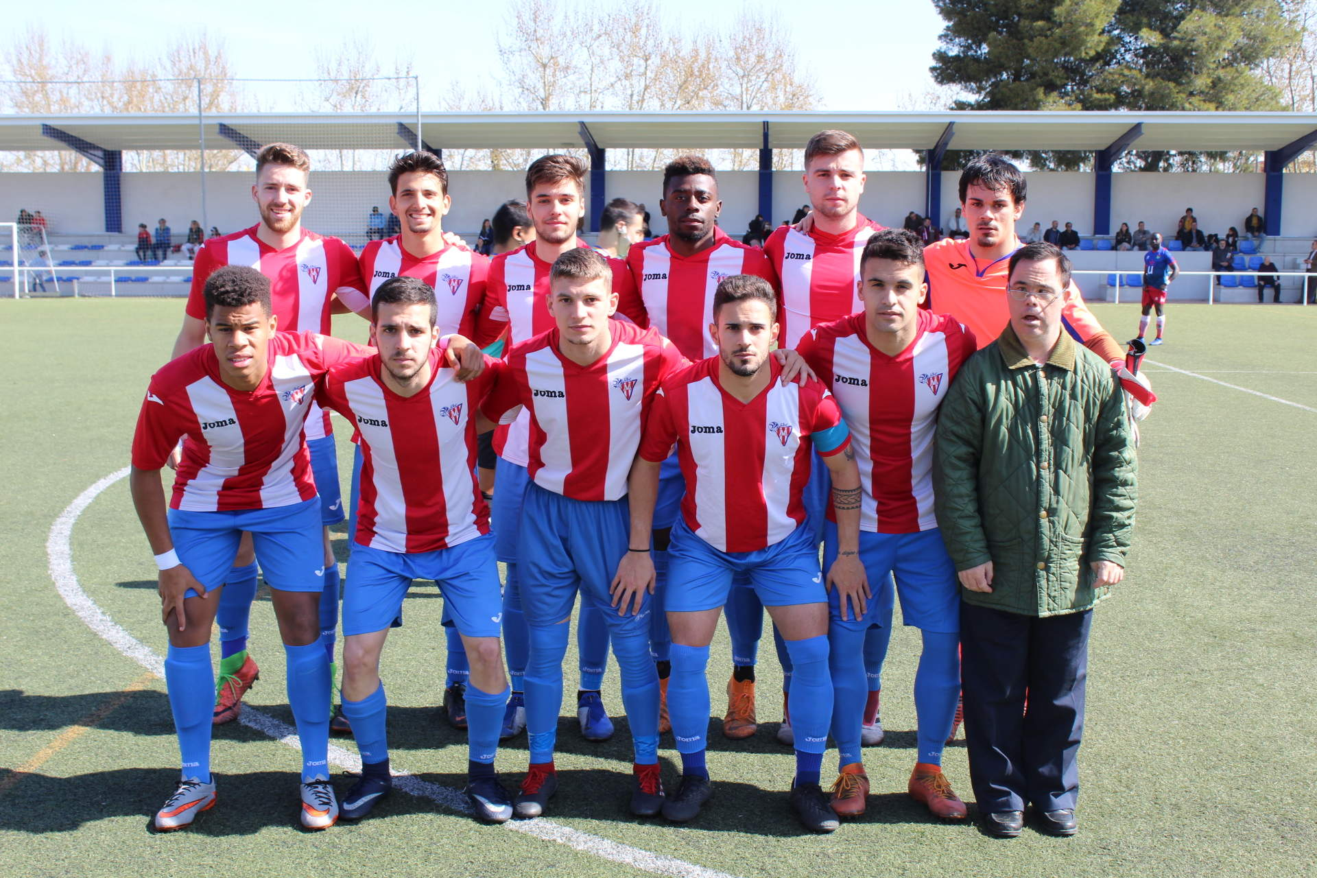 "CDC MOSCARDÓ, 3 – CD MÓSTOLES URJC ""B"", 1."