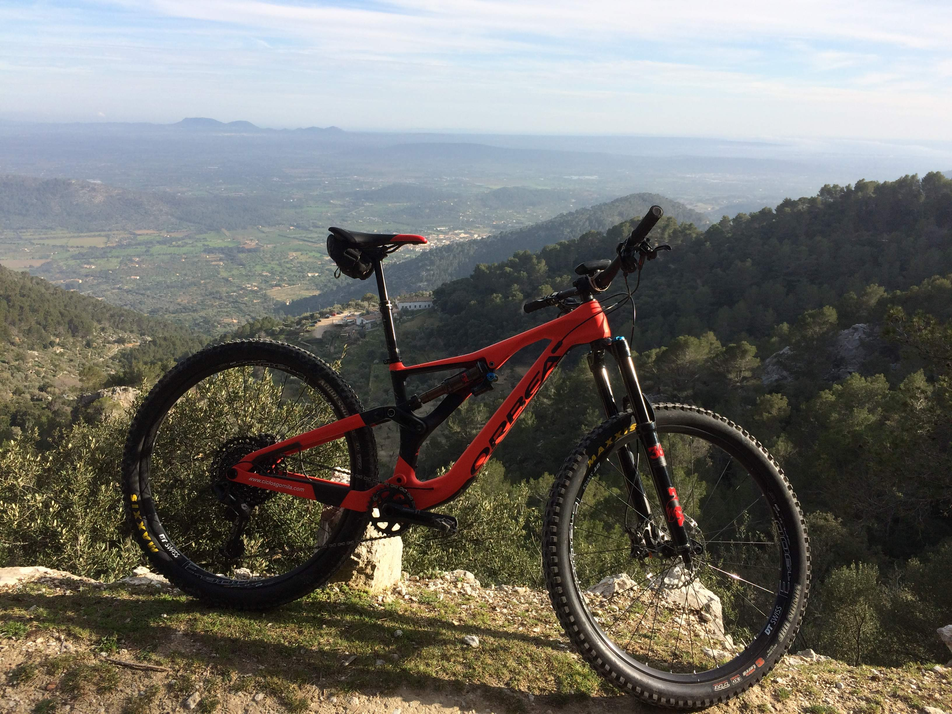 Test Orbea Rallon (español-english)