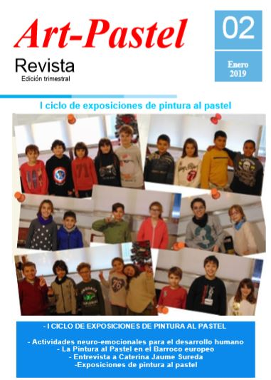 Nº 2 REVISTA ART-PASTEL