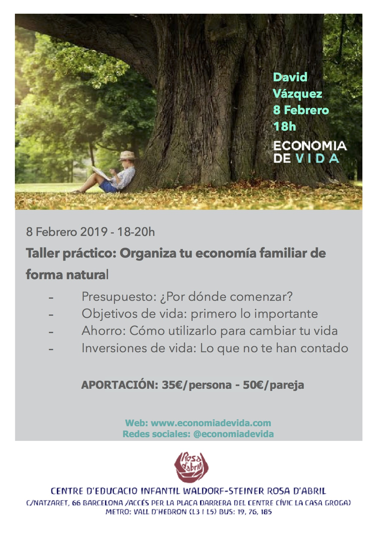 Organiza tu economia familiar de forma natural 8022019jpg