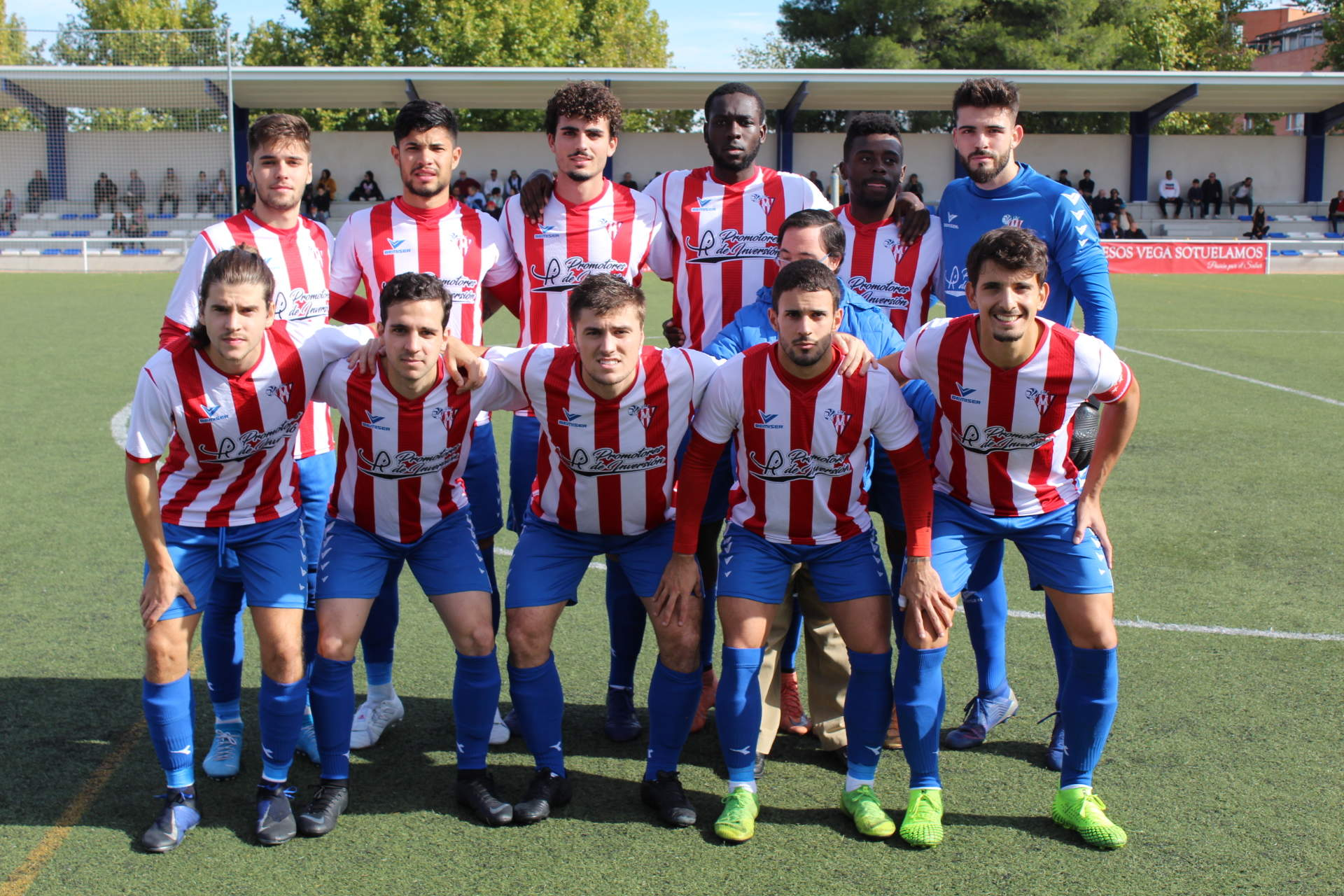 CDC MOSCARDÓ, 1 – CD FORTUNA, 0.