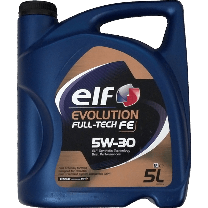 ACEITE ELF EVOLUTION 5W30