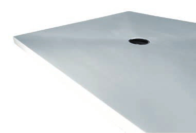 plato ducha solid surface