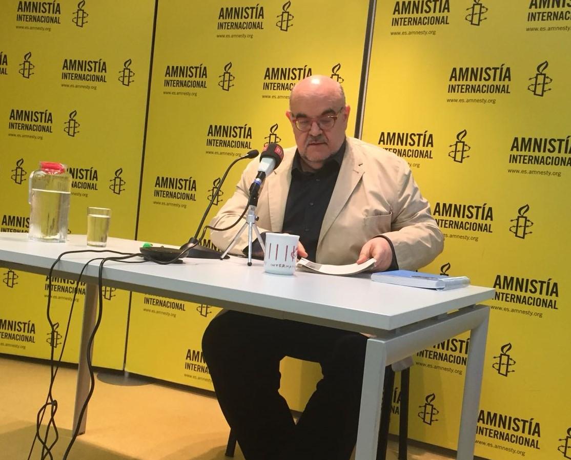 Amnista Internacional - Esteban Beltrnjpg