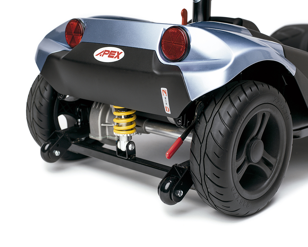 SCOOTER ELÉCTRICA I-CONFORT APEX