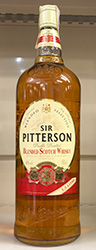WHISKY SIR PETERSON 1L