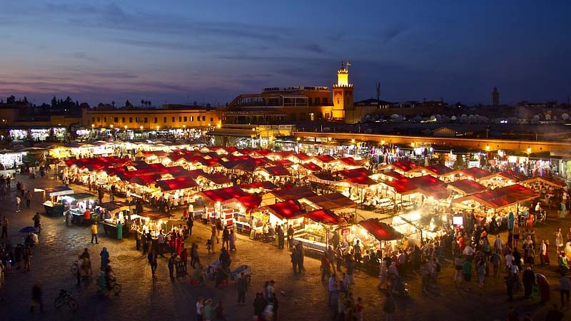 Marrakech, destino indispensable en Marruecos