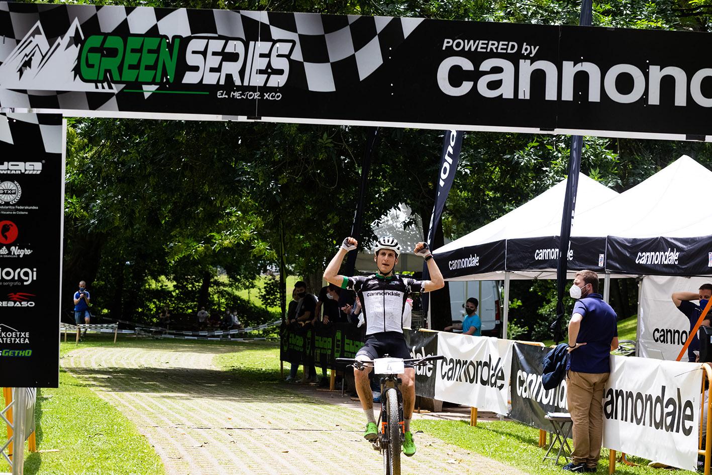 Green Series Challenge XCO powered by Cannondale 7 Barakaldo Inigo Gomezjpg
