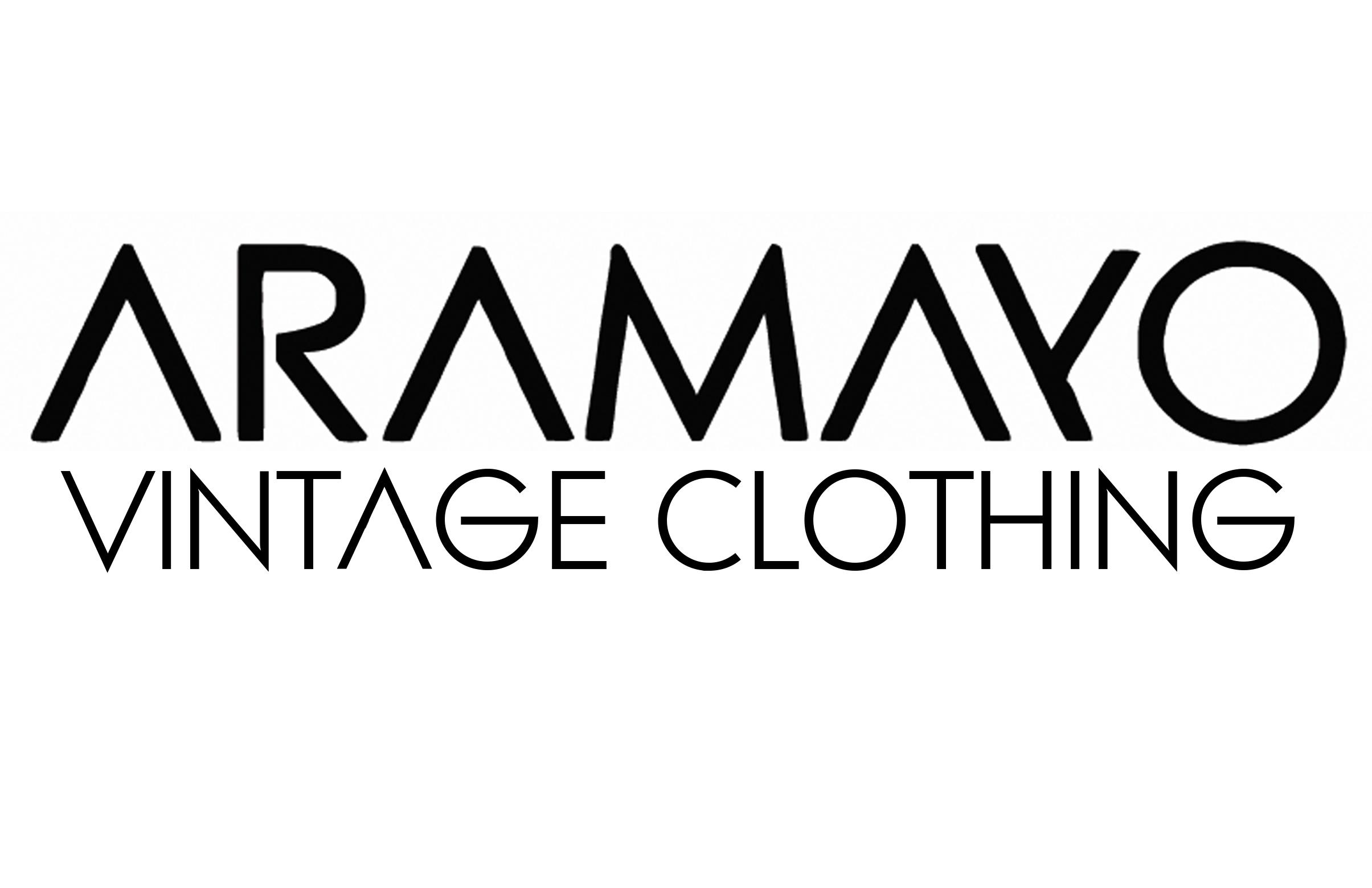 c269f46f2 ARAMAYO es una tienda de ropa VINTAGE que se encuentra en el centro de  MADRID que nace para democratizar productos de calidad con precios éticos.