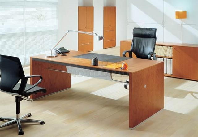 SIO Mobiliario Oficina Madrid - Mesa Despacho TEMPORA