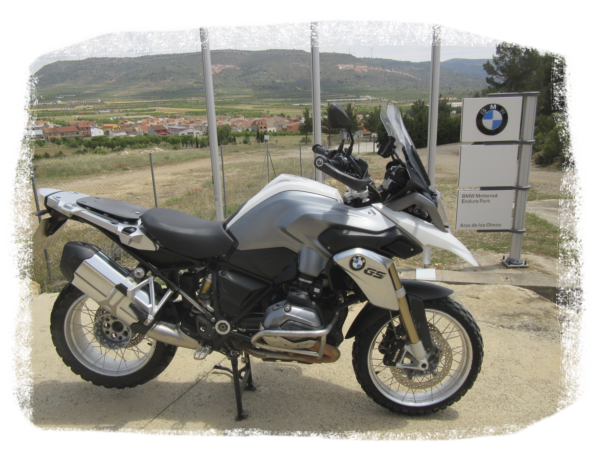 BMW R-1200GS (off-road)