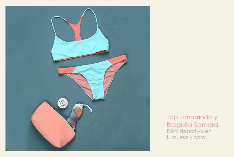 5b675771af50 Bikini Deportivo - Cabuya