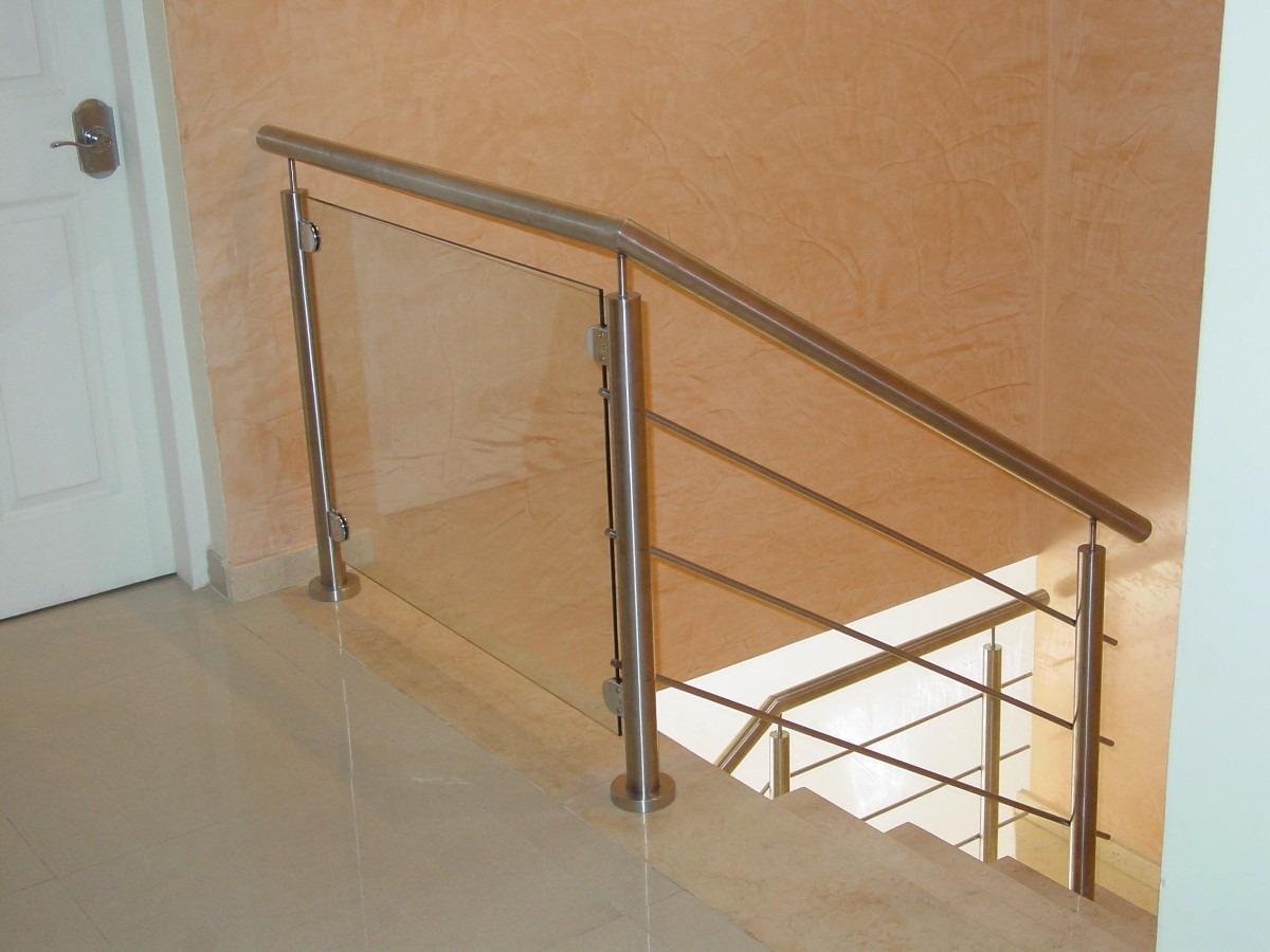 Barandillas aluminio y acero alucondal - Precio escaleras interiores ...
