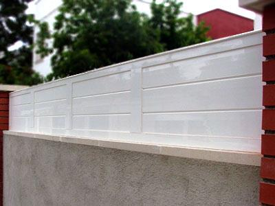 Lamas De Aluminio Para Vallas Vallas De Aluminio With Lamas De - Vallas-de-aluminio-para-jardin