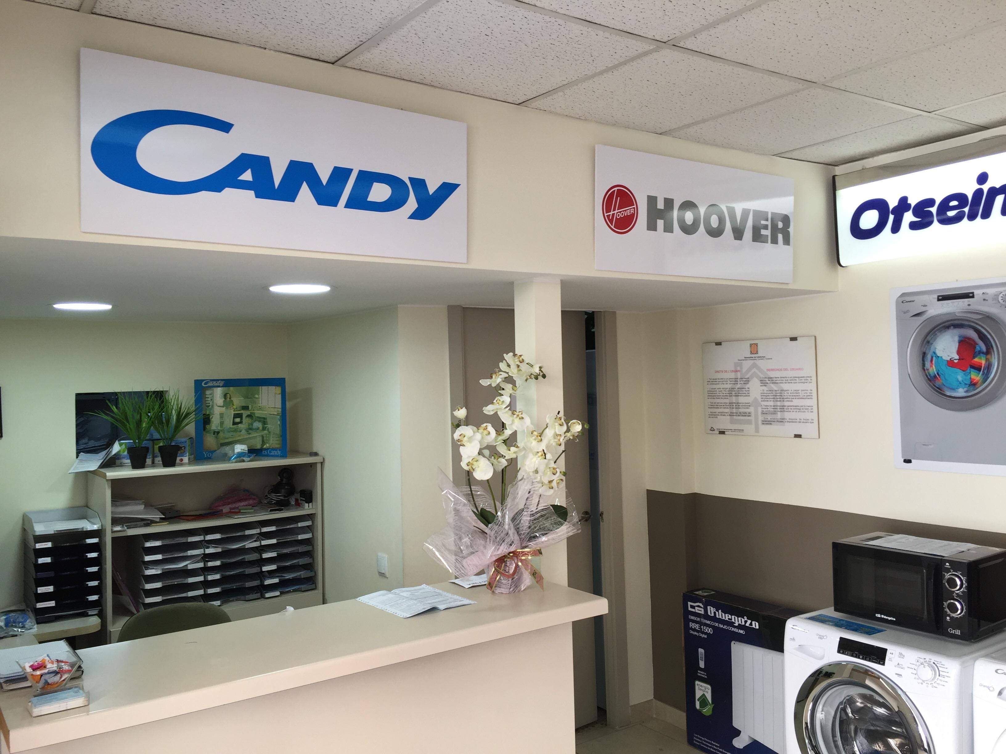 Reparación de lavadora: abusos de la marca OTSEIN (Grupo CANDY-HOOVER) y de su Servicio Técnico y también del vendedor EROSKI
