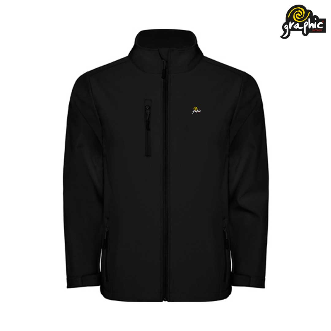 CHAQUETA SOFT SHELL SAMELAR CHICO ADULTO