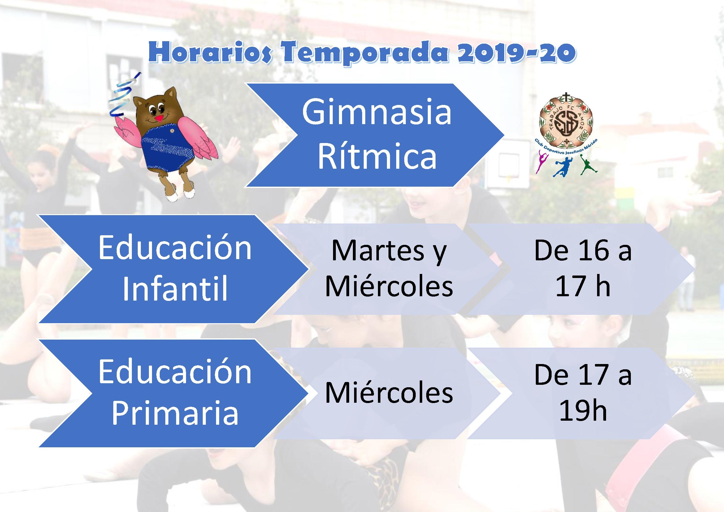 Horarios Gimnasia Temporada 19-20png
